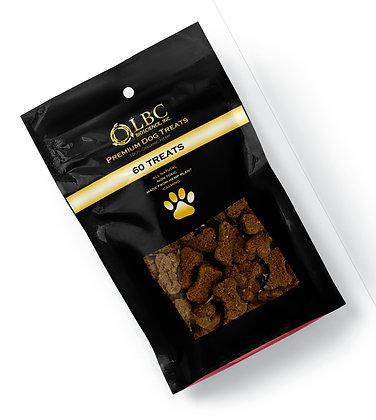 Hemp Dog Treats - Bones 60ct