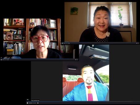 家族でコロナウイルス対策: ストレス対処法オンライン講座を開催しました
