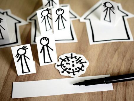 家族でコロナウイルス対策: ストレス対処法オンライン講座