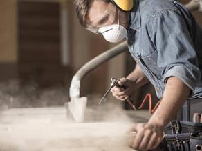 Biện pháp An toàn khi sử dụng Sơn gỗ
