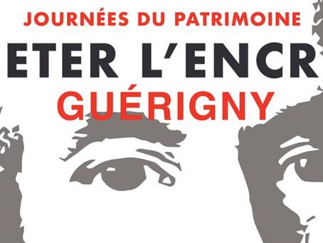 L'artiste Plume vous convie à une journée artistique au Château de la Chaussade le 20 septembre 2020