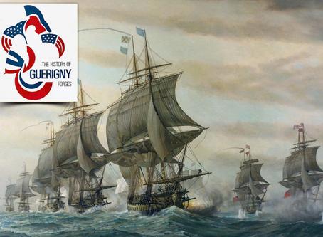 Le rôle crucial des forges royales de Guérigny durant la guerre d'indépendance des Etats-Unis