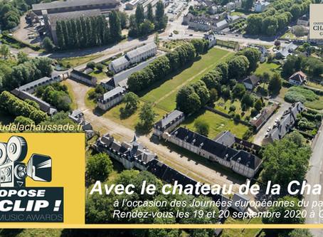 """""""Propose ton clip"""" au château de la Chaussade : concours de clips musicaux pour les jeunes Nivernais"""