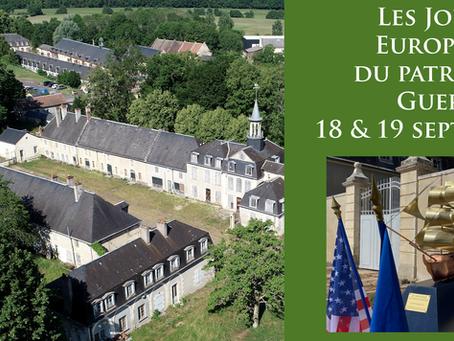 Château de la Chaussade à Guérigny : les Journées Européennes du Patrimoine, 18 & 19 septembre 2021
