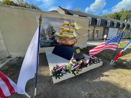 France 3 : Guérigny et l'indépendance américaine, le reportage