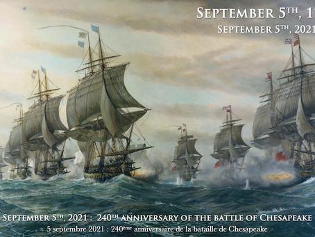 le 5 septembre 2021, Guérigny fêtera le rôle crucial des forges royales dans l'indépendance des USA