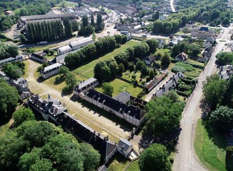JEP 2020 : le château et le parc de la Chaussade à Guérigny ouverts pour la 1ère fois au public