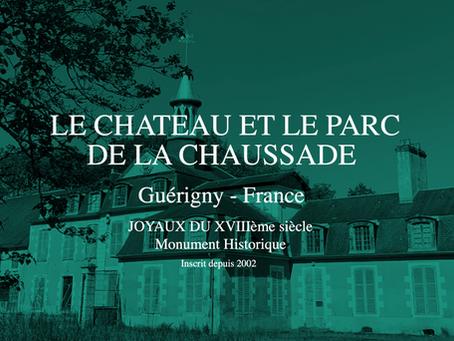 Château de la Chaussade : faire rebattre ce cœur historique pour construire un avenir durable