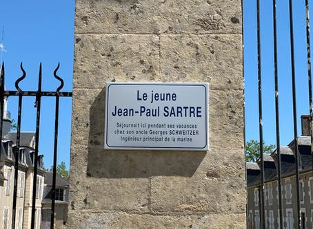 Quand Jean-Paul Sartre séjournait à Guérigny