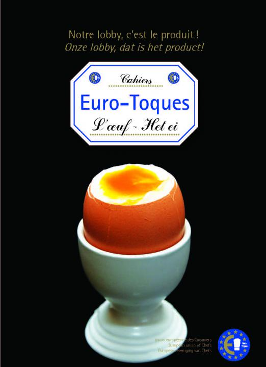 Euro-Toques Belgique - Cahier 30 - L'oeu