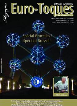 Euro-Toques Belgique - n°8 - 2011 - Brux