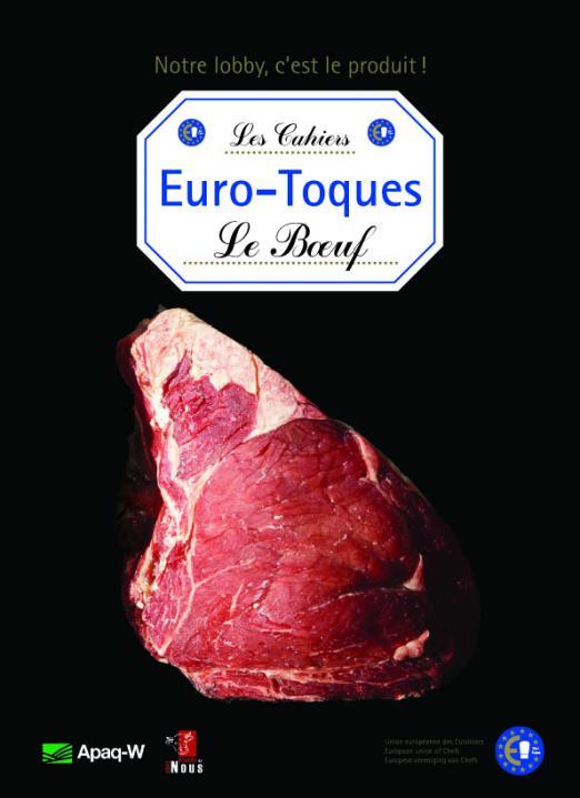 Euro-Toques Belgique - Cahier 34 - Le bo