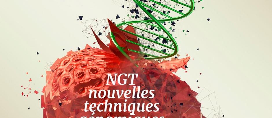 Nouvelles techniques génomiques (NGT) - nouvelle étude européenne - quel est le débat ?