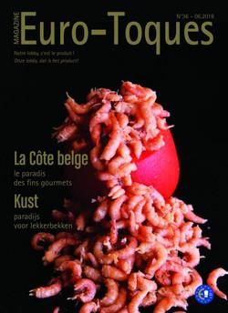 Euro-Toques Belgique - n°36 - 06 2018 -