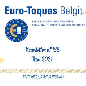 Newsletter n°128 - mai 2021
