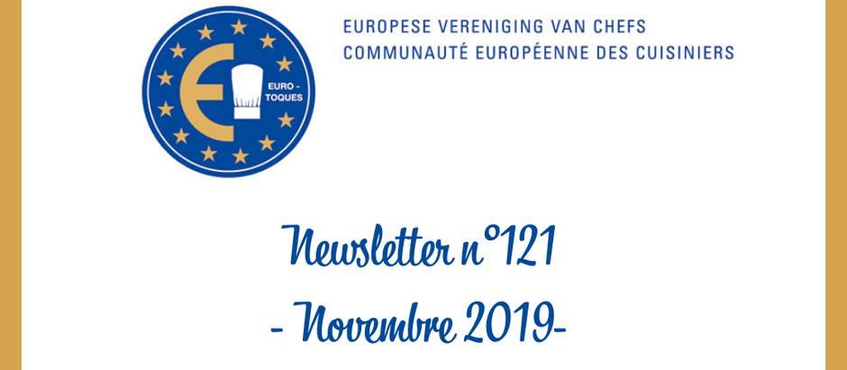 Newsletter mai à novembre 2019