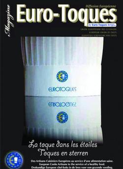Euro-Toques Belgique - n°12 - 2012 - La