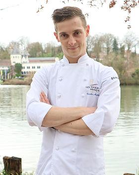 Mulpas Curtis - chef professeur de cuisi