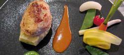 Suprême de coucou de Malines en cuisson