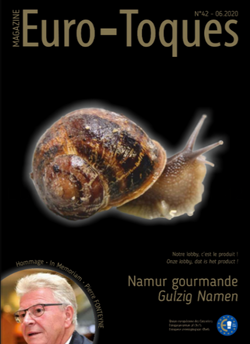 Euro-Toques Belgique - magazine n°42 - 06.2020