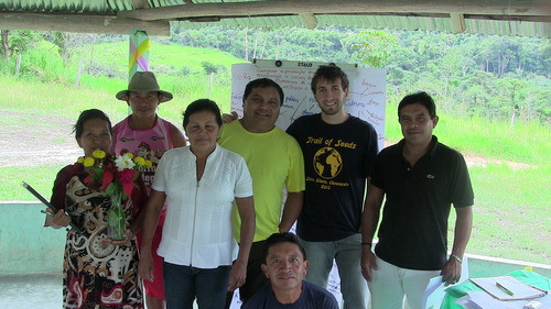 My Meeting With Amazonian Indigenous Chief Alfredo