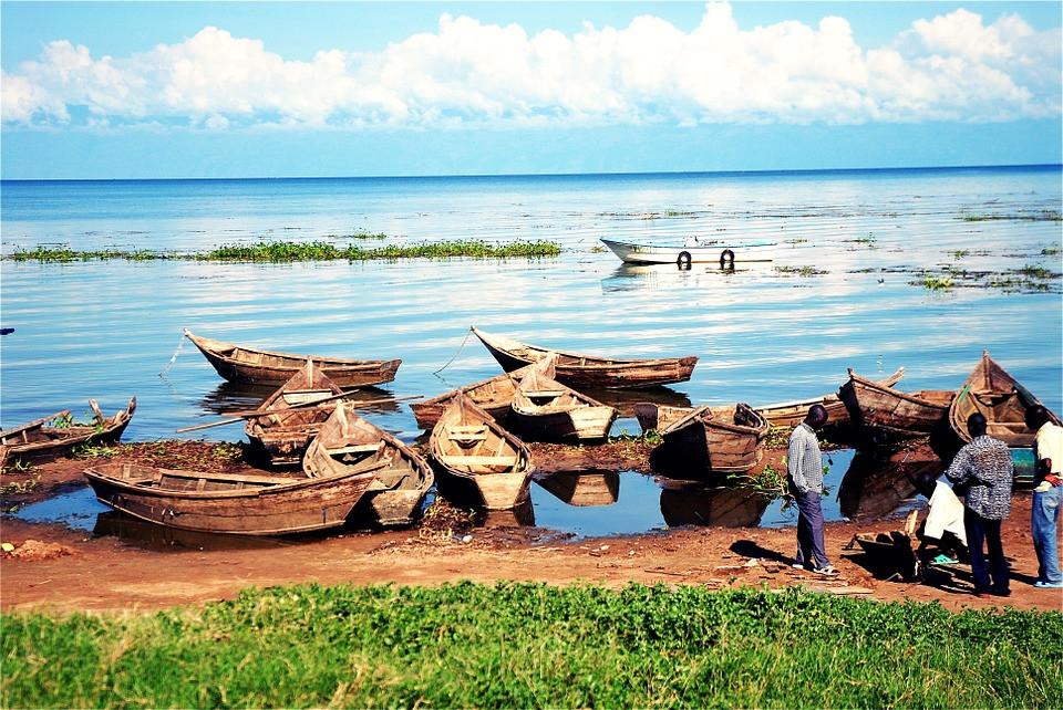 Lake Victoria Uganda Sal Lavallo