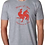 Thumbnail: House of Spin Classique T Mens Grey