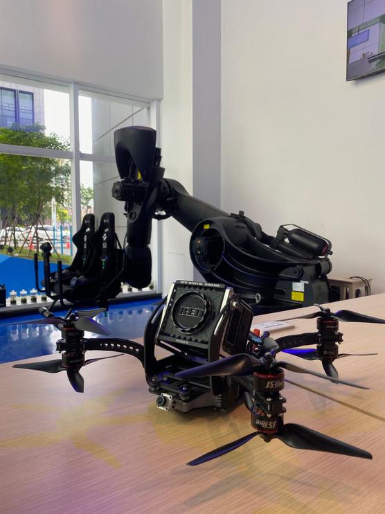 FPV 機械手臂模擬
