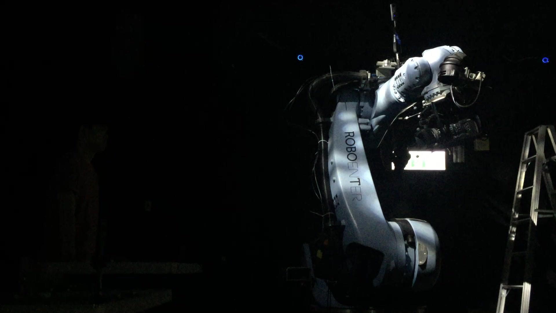 繪聲造影 : 林強+黃心健 擴增實境與機械手臂電子聲響