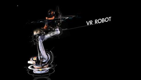 ROBOT VR GAME