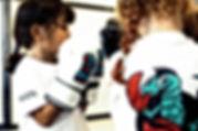 Kinderselbstverteidigung in Ludwigshafen für Kinder ab 3 bis 6 Jahren