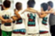 Selbstverteidigung Team Mini Scorpions
