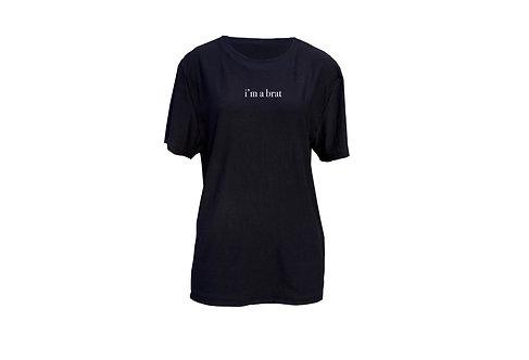 'i'm a brat' T-shirt