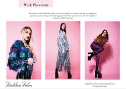 Work Placement - Bottle Blonde Studios