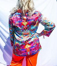 Ellouise Jacket Back