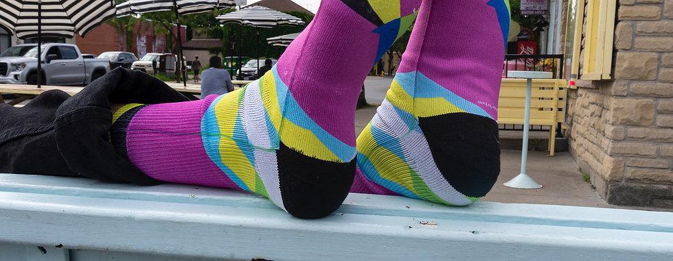 M.E.N. Socks - Mirage