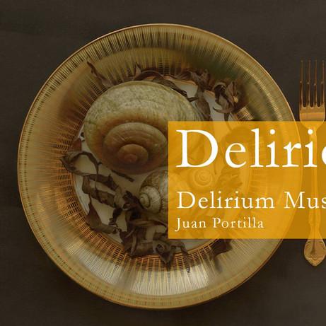 CD Delirios. La influencia de las danzas del sur