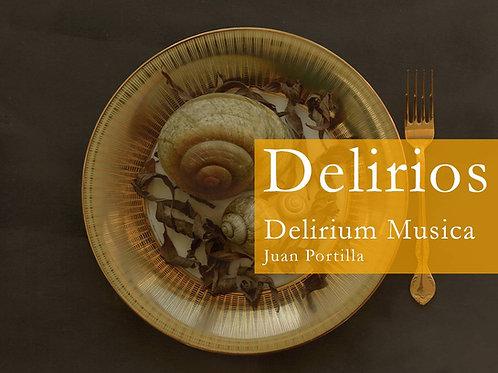DELIRIOS (La influencia de las danzas del sur en el s. XVII)