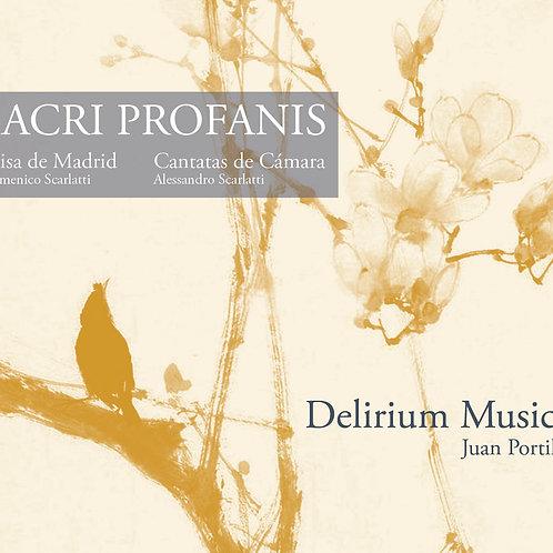 SACRI PROFANIS D. Scarlatti A. Scarlatti
