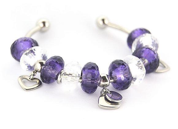 Original Beaded Charm Bracelet