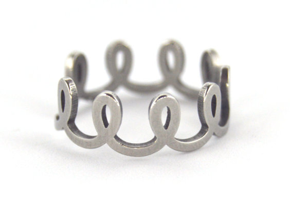 Loopy Ring
