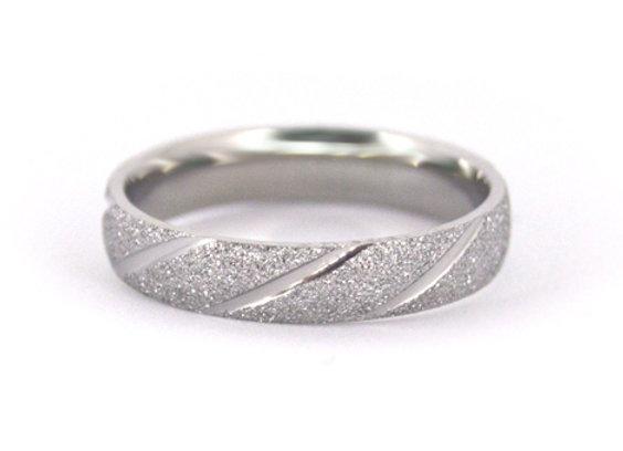 Shimmering Ring