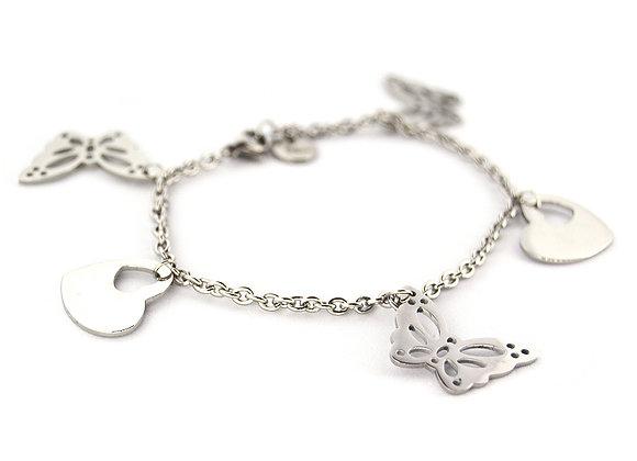 Divine Heart Bracelet