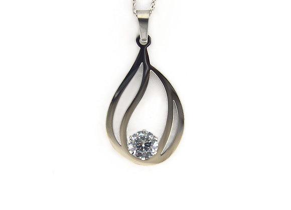 Illustrious Flame Necklace