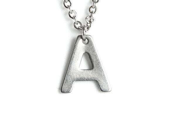 N - Z Pendant Necklace