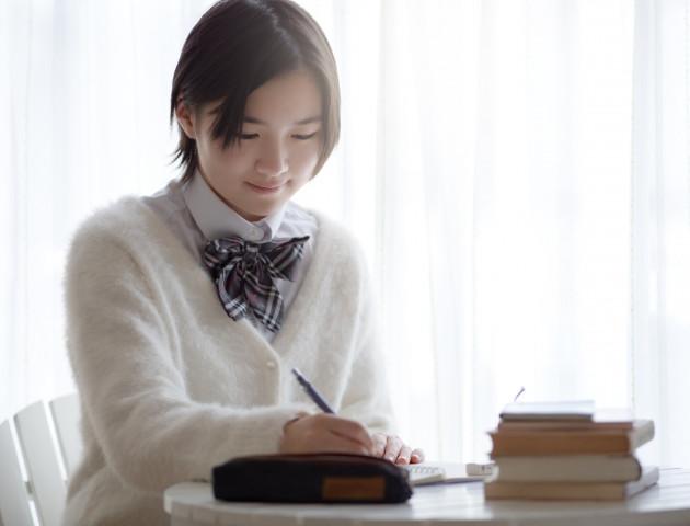 勉強の苦手意識を克服、志望校合格できた