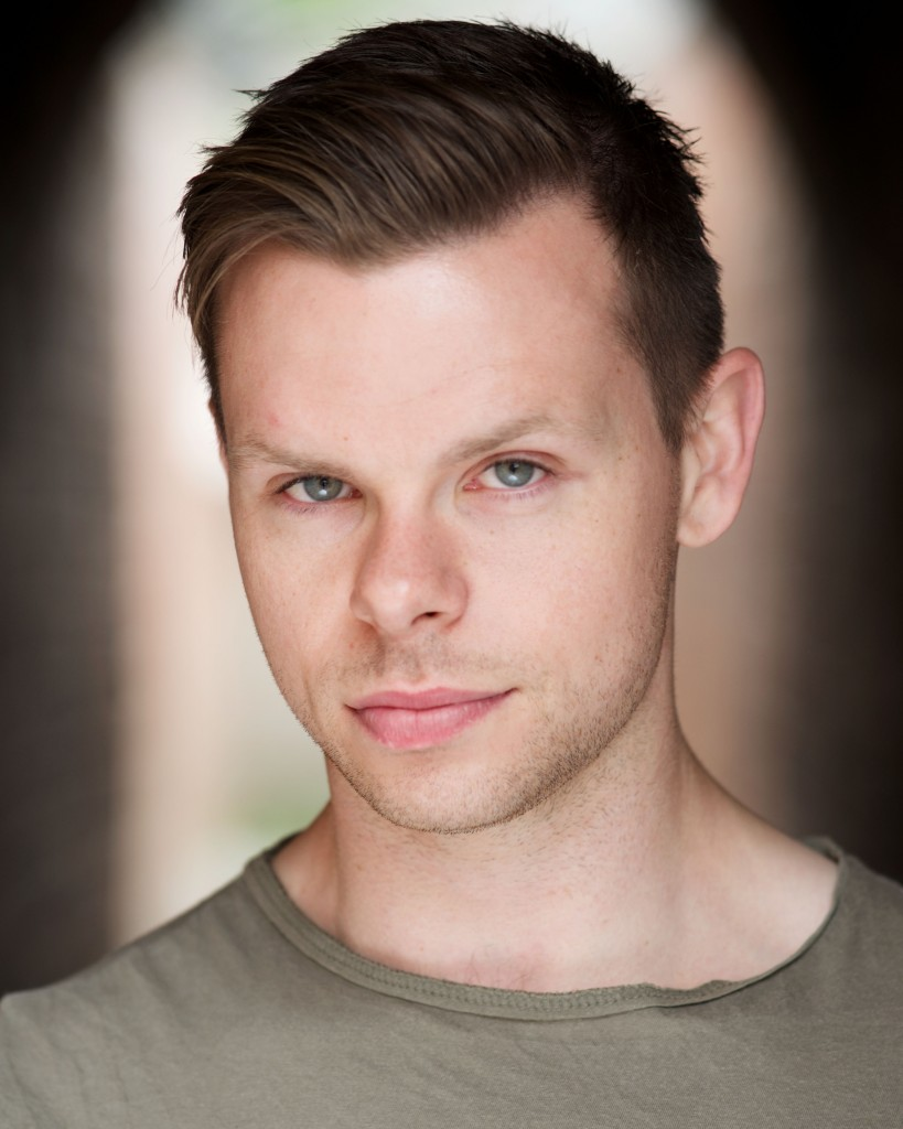 Aaron Twitchen acting headshot