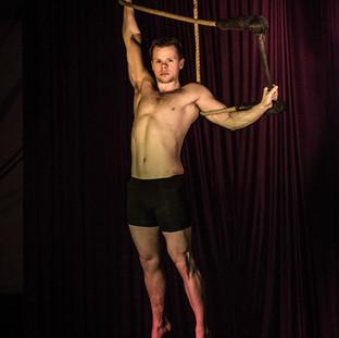 Aaron Twitchen trapeze