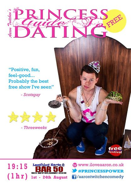 Princess Guide to Dating poster