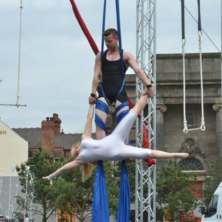 Aaron Twitchen circus duets